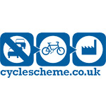 We accept cycle scheme vouchers